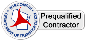 Wisconsin DOT Prequalified Contractor